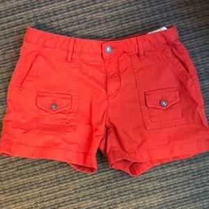 Fun red shorts